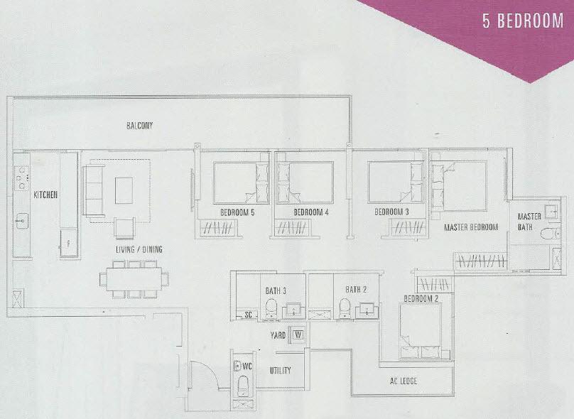 5 Bedroom